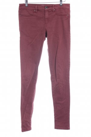 Esprit Stretchhose rostrot Casual-Look