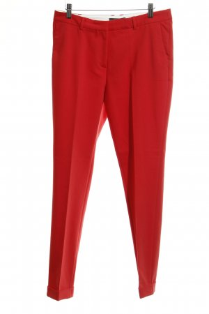 Esprit Stretchhose rot Business-Look