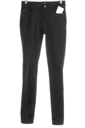 Esprit Stretchhose schwarz schlichter Stil