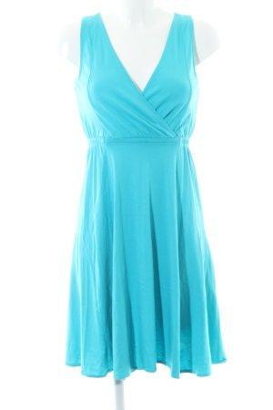 Esprit Vestido elástico azul look casual