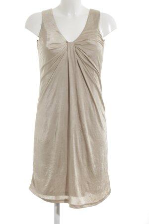 Esprit Stretchkleid beige Casual-Look