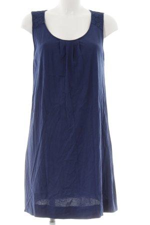 Esprit Vestido elástico azul oscuro look casual