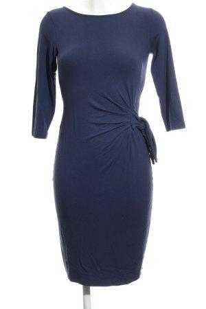 Esprit Vestido elástico azul oscuro elegante