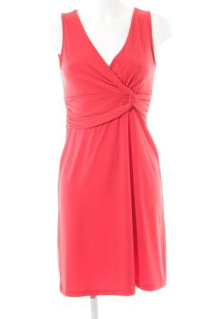 Esprit Vestido elástico rojo elegante