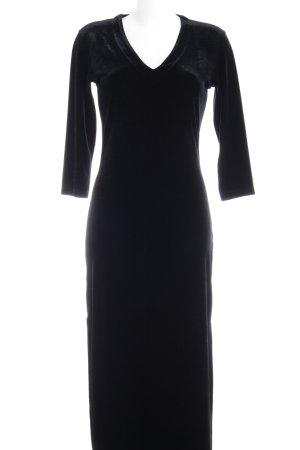 Esprit Vestido elástico negro