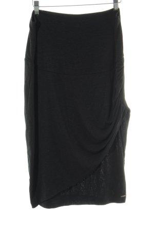 Esprit Stretchrock schwarz schlichter Stil