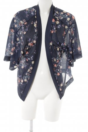 Esprit Strick Cardigan florales Muster Street-Fashion-Look