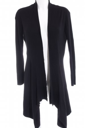 Esprit Strick Cardigan schwarz Casual-Look