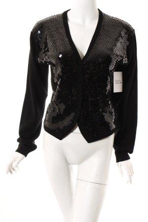 Esprit Strick Cardigan schwarz extravaganter Stil