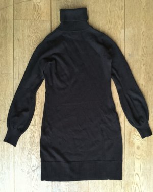 Esprit Sweater Dress black mixture fibre