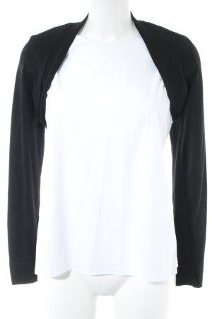 Esprit Boléro en tricot noir style décontracté