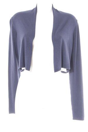 Esprit Bolero lavorato a maglia blu scuro elegante