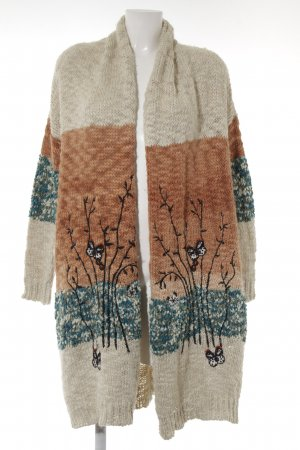 Esprit Bolero lavorato a maglia multicolore stile casual