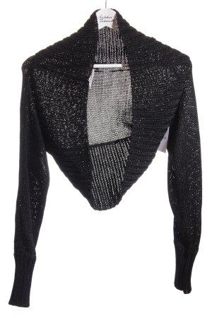 Esprit Strickbolero schwarz Elegant