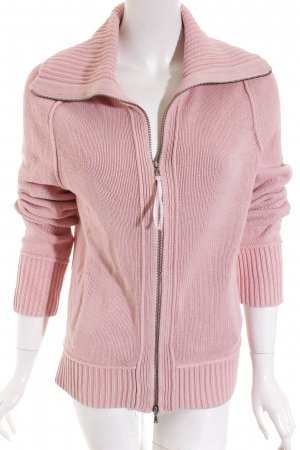 Esprit Strickjacke altrosa Casual-Look