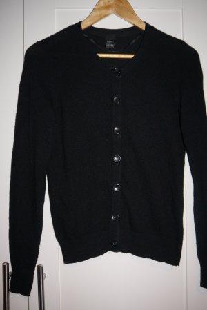 Esprit Strickjacke Cardigan kurz schwarz Gr. S