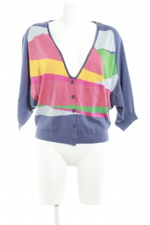 Esprit Strickjacke Colourblocking Casual-Look