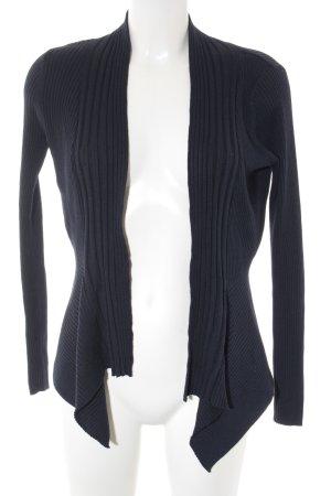 Esprit Strickjacke dunkelblau klassischer Stil