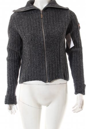 Esprit Strickjacke grau Casual-Look