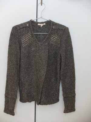 Esprit Strickjacke oliv-gold