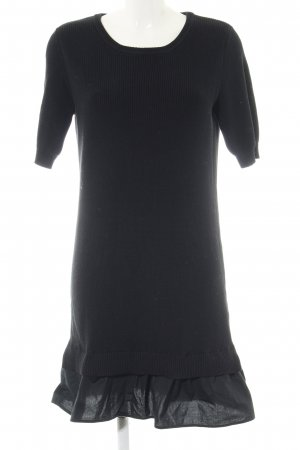 Esprit Abito di maglia nero stile casual