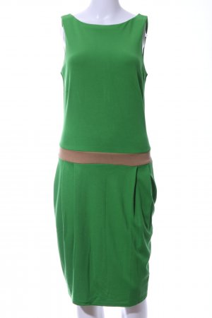 Esprit Strickkleid grün Casual-Look