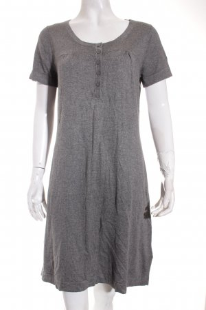 Esprit Strickkleid grau Casual-Look