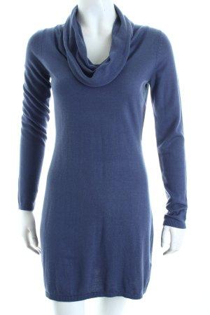 Esprit Strickkleid kornblumenblau Casual-Look