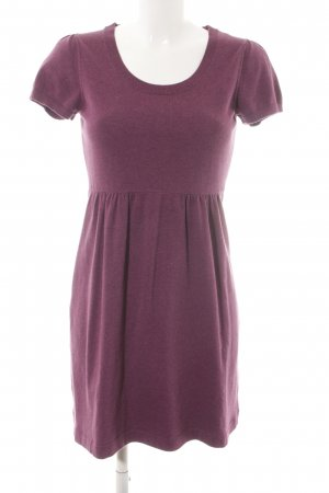 Esprit Strickkleid purpur Casual-Look