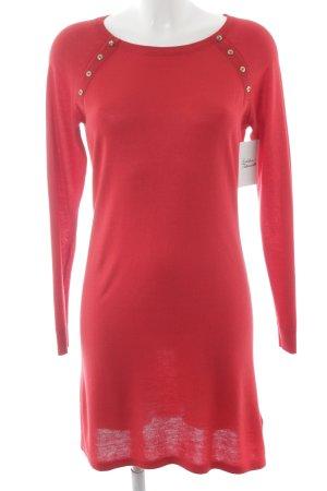Esprit Robe en maille tricotées rouge style d'affaires