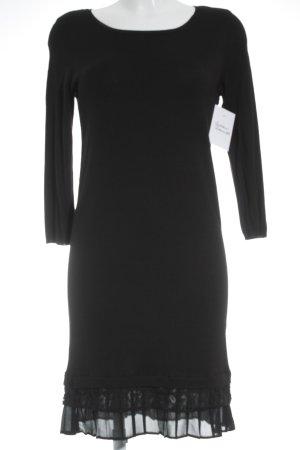Esprit Strickkleid schwarz Elegant