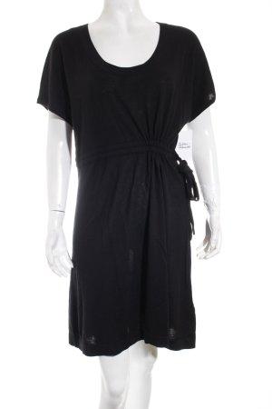 Esprit Strickkleid schwarz klassischer Stil