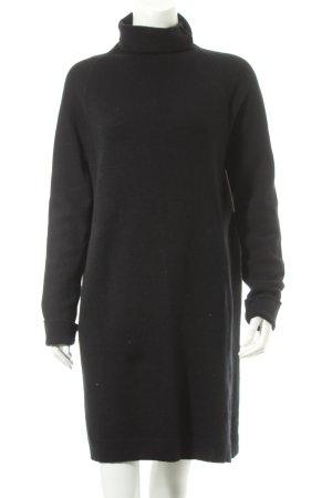 Esprit Strickkleid schwarz schlichter Stil