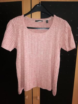 Esprit Haut tricotés abricot-rosé