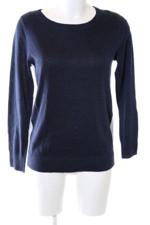 Esprit Strickpullover blau schlichter Stil