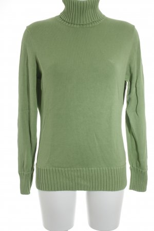 Esprit Strickpullover grasgrün Casual-Look