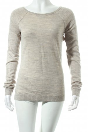 Esprit Strickpullover hellbeige Street-Fashion-Look