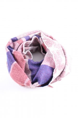 Esprit Knitted Scarf pink-lilac flecked casual look