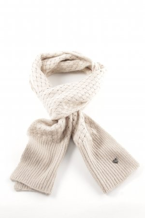 Esprit Knitted Scarf cream casual look
