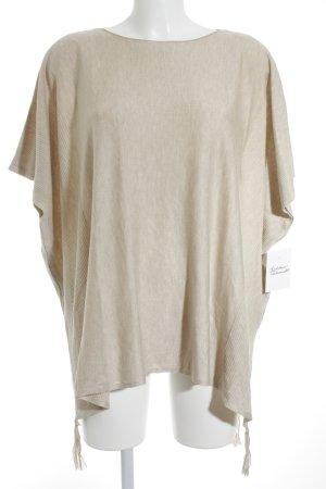 Esprit Strickshirt beige Gypsy-Look