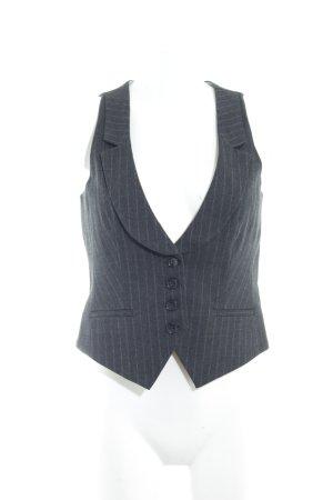 Esprit Gilet tricoté taupe style d'affaires