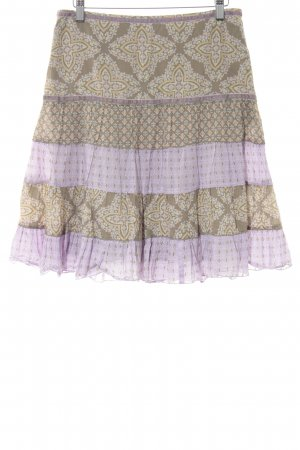 Esprit Broomstick Skirt floral pattern casual look