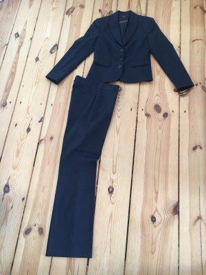 d6a55b6727b83 esprit collection Costume business bleu foncé