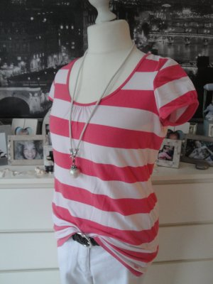 Esprit * %Summer SALE% Traum Sommer Stretch-Shirt * rosa-pink * XXL=42/44 TOP