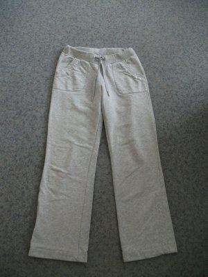 Esprit Pantalón deportivo gris claro