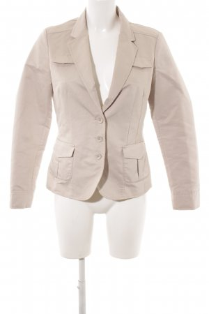 Esprit Sweatblazer beige Business-Look