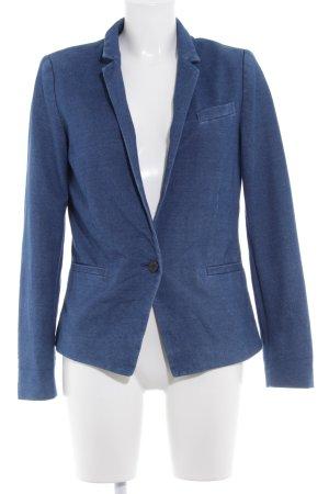 Esprit Sweatblazer blau Business-Look