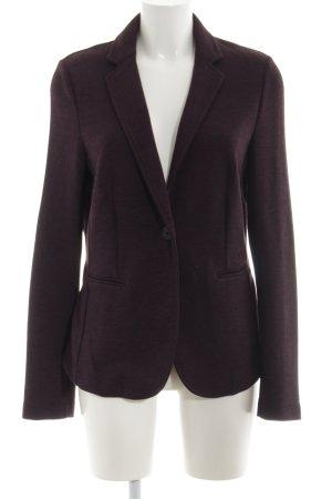 Esprit Sweatblazer lila Business-Look