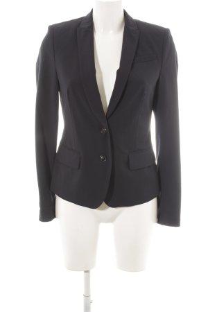 Esprit Sweatblazer dunkelblau Business-Look