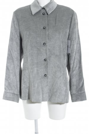 Esprit Sweat Blazer grey-silver-colored shimmery